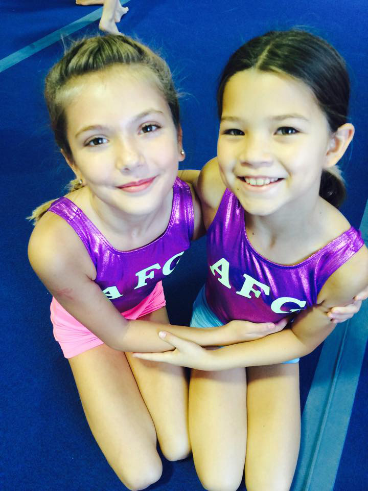 Holiday Gymnastics Camp